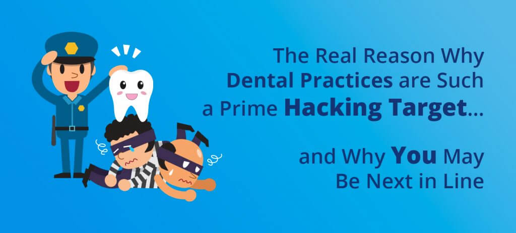 Dental Practices a Prime Hacking Target-banner
